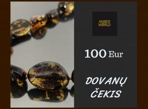 Dovanų čekis 20 Eur