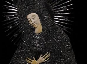 Marijos paveikslas su gintaru